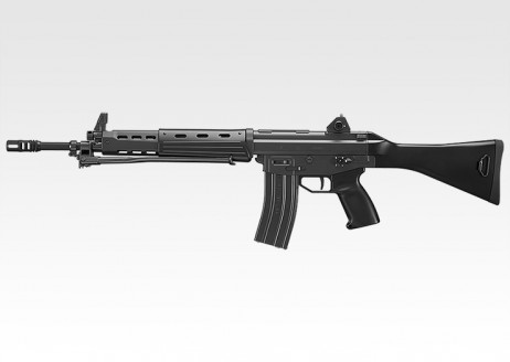 TOKYO MARUI - Type 89 5.56mm Assault Rifle - Fixed Stock (Real Gas Blowback)