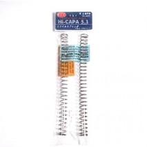 RCC - Tokyo Marui HiCapa 5.1 Recoil Spring Set 70% & 130%