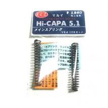 RCC - Tokyo Marui HiCapa 5.1 Hammer Spring Set 70% & 130%