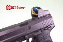 DCI GUNS - Docter Dot Sight & TM Micro Pro Sight Mount V2.0 for Tokyo Marui USP (GBB)