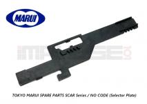 Tokyo Marui Spare Parts Next Gen SCAR Series / NO CODE (Selector Plate)