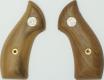 TANAKA WORKS - J-frame American Walnut Smooth Grip