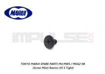 Tokyo Marui Spare Parts M4 MWS / MGG2-98 (Screw M2x3 Ramics H5 S Tight)